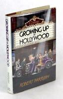 Signed First Edition Robert Parrish 1976 Growing Up in Hollywood Memoir HC w/DJ