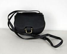 NWT J Crew Mini Rider bag in Italian leather Purse Black $98 F5103