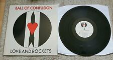 """Love And Rockets - Ball Of Confusion (USA Mix) - UK 12"""" Single"""