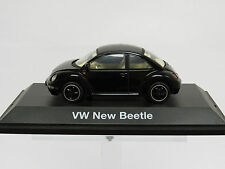 "VW New Beetle 1/43 Limited Edition ""Black Magic"" Schuco 04534"