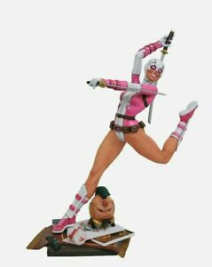Marvel premier Gwenpool Statue Hand Numbered #114 of 3000