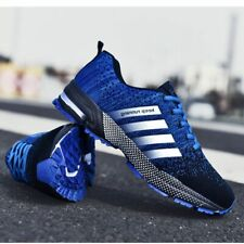 Men's Shoes Portable Breathable Running Shoes 46 Large Size Sneakers Comfortable
