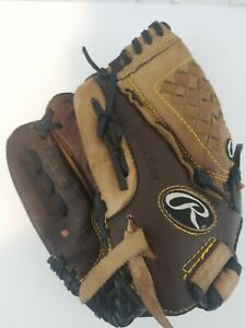 """Rawling PM709RPU 10.5"""" PlayMakers Series Youth Baseball Glove Left Hand Thrower"""