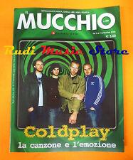 Rivista MUCCHIO SELVAGGIO 499/2002 Coldplay Jane Weaver Elvis Costello * No cd