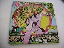 ROGER CHAPMAN - HYENAS ONLY LAUGH FOR FUN - LP VINYL EXCELLENT 1981 - FAMILY