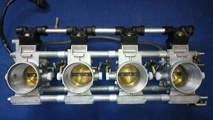 GSXR Individual Throttle Body Spacing Kit to suit Ford Zetec & CVH