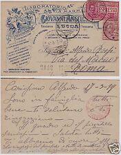 # LUCCA: testatina GIOVANNI ANGELONI?- laboratorio marmi (espresso ) 1917