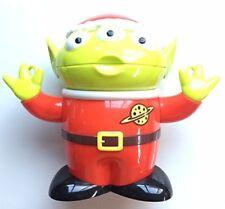 Popcorn Bucket Alien Little Green Men Santa 2013 Toy Story Tokyo Disney Limited