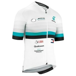 Brand New!!! Assos Equipe RS FF1 SS Mercedes Petronas Jersey Large White