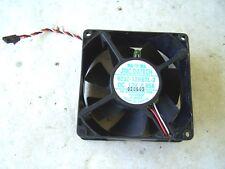 Computer Cooling Fan 12VDC 0.85A 92mm. JMC/DATECH model 9232-12HBTL-2 Case Fan