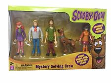Scooby Doo Mystery Mates Action Figures 5 Pack Set Play Toy Collectors Kids Game