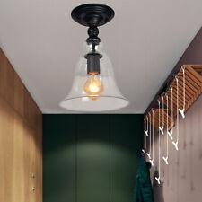 Flush Mount Pendant Light Glass Ceiling Lights Modern Kitchen Lamp Home Lighting