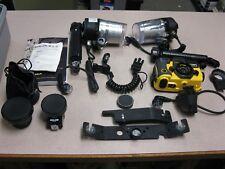 SEA & SEA Motormarine II-EX Underwater Camera Kit W/ Pelican Case