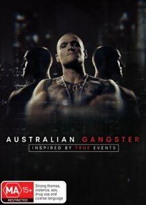 BRAND NEW Australian Gangster (DVD, 2021) *PREORDER R4