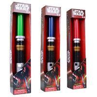 Star Wars Que Se Extiende Sable De Luz + Luces y efectos sonido - Rotulador