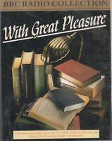 With Great Pleasure Poetry Prose 2 Cassette Audio BBC Radio 4 Shakespeare Austen