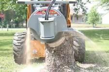 Baumalight S18 Stump Grinder For Skid Steers 12 25 Gpm