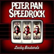 PETER PAN SPEEDROCK - LUCKY BASTARDS NEW CD