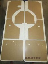 Complete Interior Panel Set Fits Willys Wagon 54 63