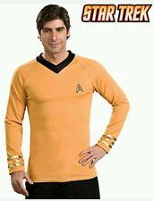Original Star Trek TOS Gold Kirk Costume Medium 38-40