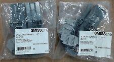 New Qty 2 ABB Smissline ZLS730 busbar end cover 2CCA180702R0001  - Warranty