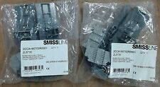 New Qty 2 ABB Smissline ZLS730 Busbar End Cover 2CCA180702R0001 - 60daywarranty