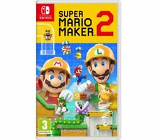 NINTENDO SWITCH Super Mario Maker 2 - Currys