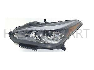 For Q70 Infiniti Front Left Driver Head Light Lamp HeadLight Non AFS 2014-2019