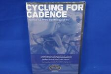 NEW CTS Carmichael Training Systems DVD - Cycling For Cadence  - Train Right
