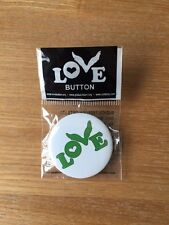 Sale Coldplay Love Badge Button A Head Full Of Dreams Tour Chris Martin Wembley