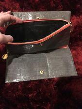 stella mccartney purse wallet mock crocodile