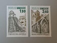 France année 1986 service 91 92 neuf luxe ** Unesco