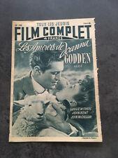 LE FILM COMPLET N°108 24/6/48 LES AMOURS DE JOANNA GODDEN Googie Withers B1