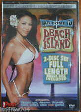 Welcome to Peach Island DVD NEW Unrated Deluxe 2-Disc Set