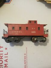 Lionel Postwar 6357 Caboose Model Train Railroad RR