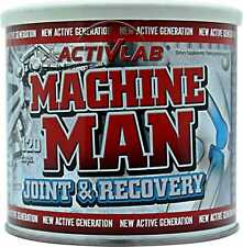 ACTIVLAB MACHINE MAN JOINT & RECOVERY 120 CAPS COLLAGEN GLUCOSAMINE