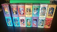 (Lot of 14) 1994 Burger King Coca Cola DISNEY COLLECTOR SERIES CUPS *Set + Bonus