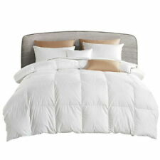 Giselle Bedding Luxury Goose Down Feather Quilt (QUILT-GOOSE-700-Q)