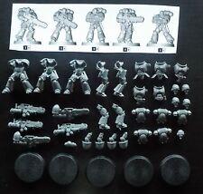 Warhammer 40k Know no Fear Primaris Space Marine Hellblaster Squad