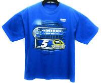 2013 Kasey Kahne Mens Size XL T Shirt Nascar Sprint Cup Blue