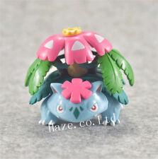 Pokemon Pocket Monsters Venusaur PVC Action Figure Model Statue Gift
