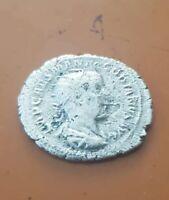 Ancient Roman Silver Coin Gordianus III Antoninianus