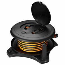 Fiskars Waterwheel Solid M Schlauchtrommel-Set mit 20 m Schlauch und Zubehör