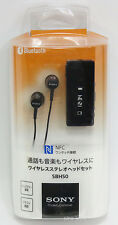 Sony wireless stereo headset SBH50 with tracking
