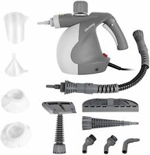 Deckey Handheld Steam Cleaner,Chemical-Free Cleaning with 9-Piece Accessory Set