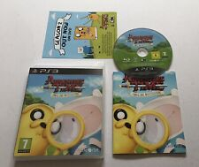 Adventure Time Finn & Jake investiga Sony PlayStation 3 PS3 COMPLETO PAL