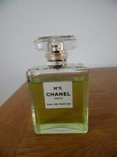 Chanel No 5 Eau De Parfum Bottle 100ml (90%), Used