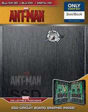 Ant-Man (Blu-ray Disc, 2015, 2-Disc Set, 3D Includes Digital Copy)
