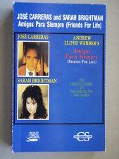Jose Carreras and Sarah Brightman - Amigos Para Siempre Tape Cassette