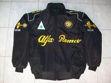 NEU Alfa Romeo 159 Fan-Jacke schwarz alle Modelle  jacket veste jas giacca jakka